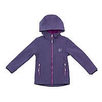 Демисезонная куртка для девочки NANO F18 M 1400 Cold Blue Mix. Размер 2-14., фото 1