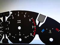Шкалы приборов BMW E46, фото 1