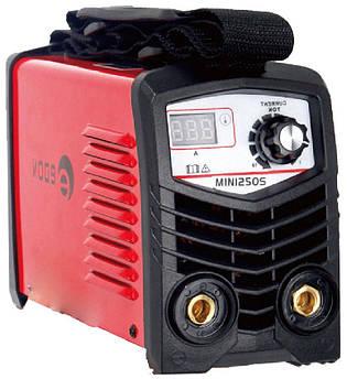 Зварювальний інвертор Edon MINI-250S