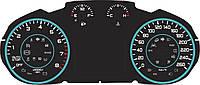 Шкалы приборов Chevrolet Cruze, фото 1