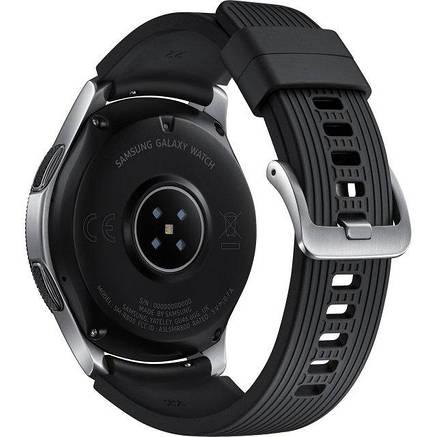 Смарт-часы Samsung Galaxy Watch 46mm Silver (SM-R800NZSA), фото 2