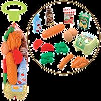 Набор продуктов в сетке (102595)