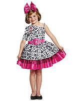 Детский карнавальный костюм Кукла LOL Дива США