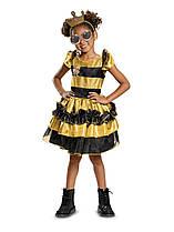 Карнавальний костюм Лялька LOL Королева Бджілка DELUXE США