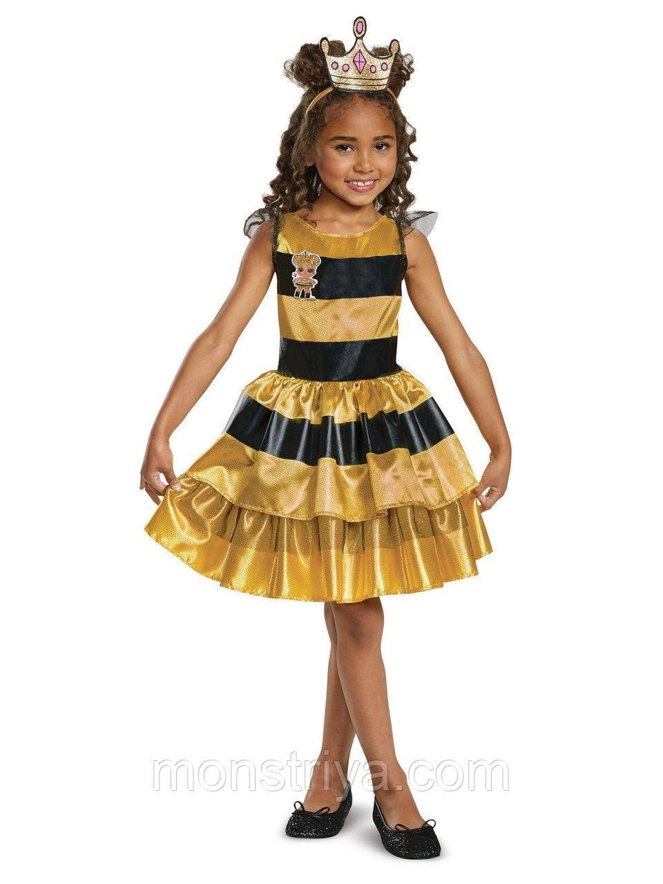 Карнавальный костюм Кукла LOL Королева Пчелка США