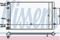 Радиатор охлаждения на SEAT TOLEDO II (Nіssens)
