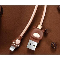 Кабель Baseus Bear USB Cable to Lightning