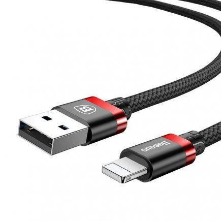 Кабель Baseus Golden Belt USB Cable to Lightning