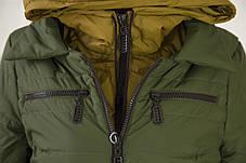 Демисезонная двухцветная куртка LEKA, фото 3