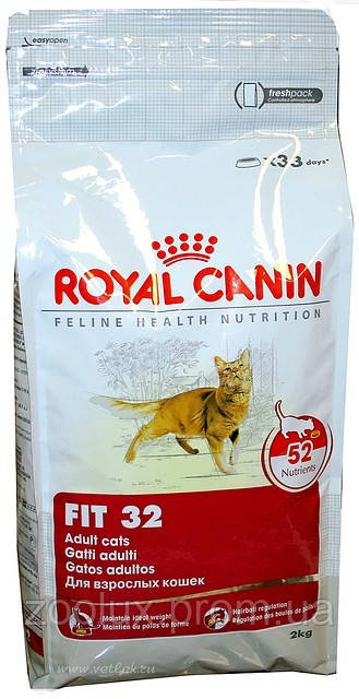 ROYAL CANIN FIT 400 ГР.