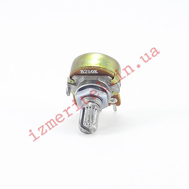 Потенциометр WH148 250 кОм