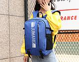 Рюкзак городской синий Jumahe, фото 2