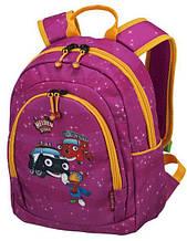 Детский рюкзак Travelite Heroes Of The City TL081686-17, розовый, 5,5 л