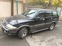 Дефлекторы окон SsangYong Musso 1998-2005