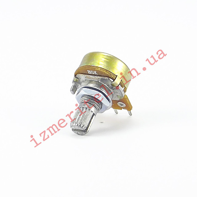Потенциометр WH148 5 кОм