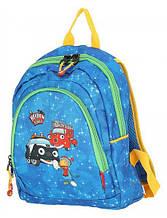 Рюкзак детский Travelite Heroes Of The City  TL081686-20, синий, 5,5 л