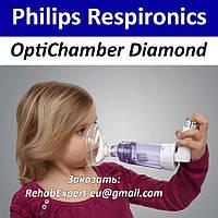 Ингалятор Спейсер Philips Respironics OptiChamber Diamond Medium Mask 1-5 years