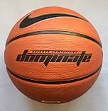 Мяч баскетбольный Nike Dominate NKI0084707 (размер 7), фото 6