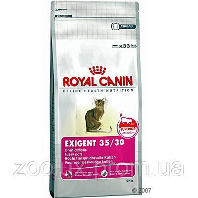 ROYAL CANIN EXIGENT 4 КГ