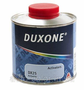 Затверджувач Duxon DX-25 для акрилового лаку, ґрунту і фарби.0.5 л