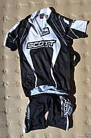 Велоформа (майка+шорти) SCOTT з Німеччини / розмір M