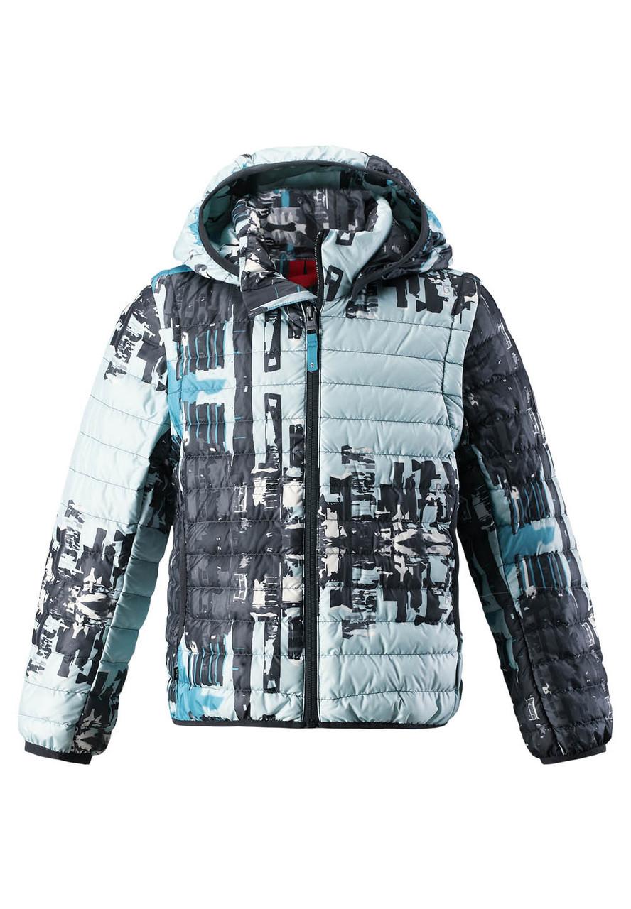 4ac3a5c4249 Демисезонная куртка для мальчика Reima Fleet 531317-9783. Размеры 104-164. -