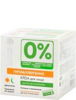 Крем для лица 50мл Dr.Sante 0%