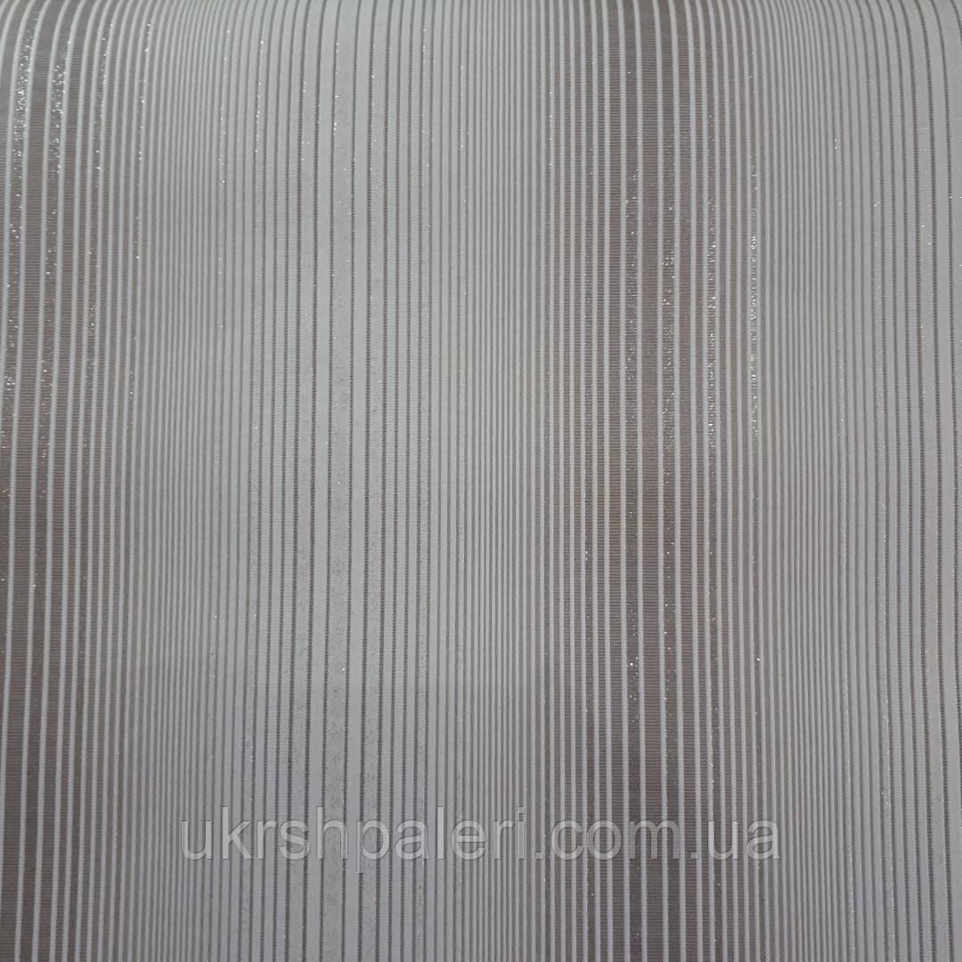 Обои Блюз 5633-10,виниловые на бумажной основе,в рулоне 5 полос по 3 метра,ширина 0.53 м