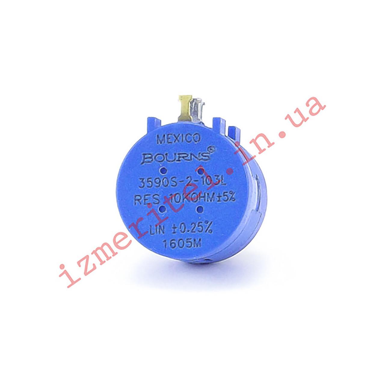 Потенциометр 3590S-2-103L 10 кОм