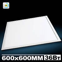 Светодиодная LED панель 36Вт  4000K (нейтральный) 595x595мм