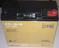 АКБ CTM Polska CTL 18-12, фото 1