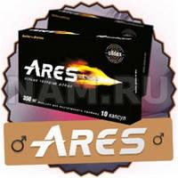 Ares - Капсулы для усиления эрекции (Арес)