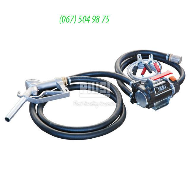 Насос для дизельного топлива BATTERY KIT 3000 INLINE 24V