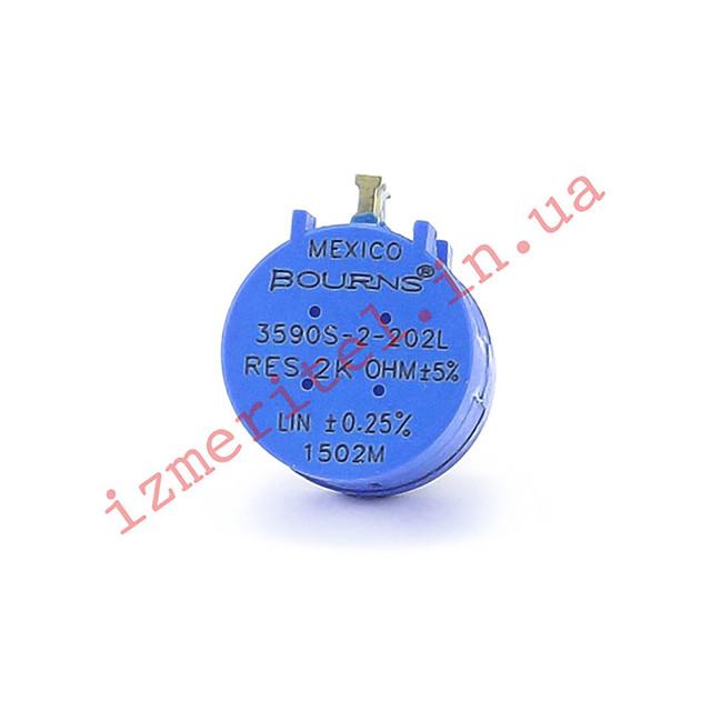 Потенциометр 3590S-2-202L 2 кОм