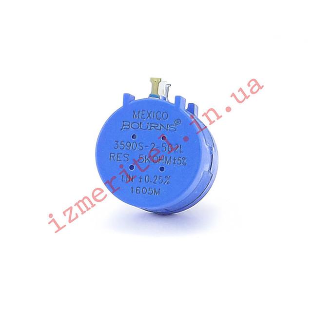 Потенциометр 3590S-2-502L 5 кОм