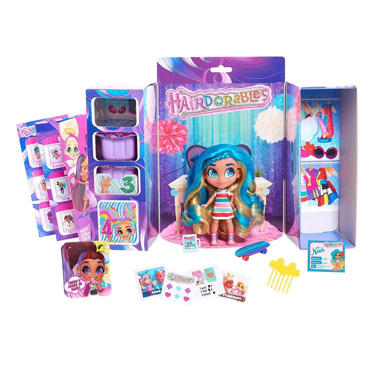 Куколки Хейрдораблес / Hairdorables ‐ Collectible Surprise Dolls and Accessories