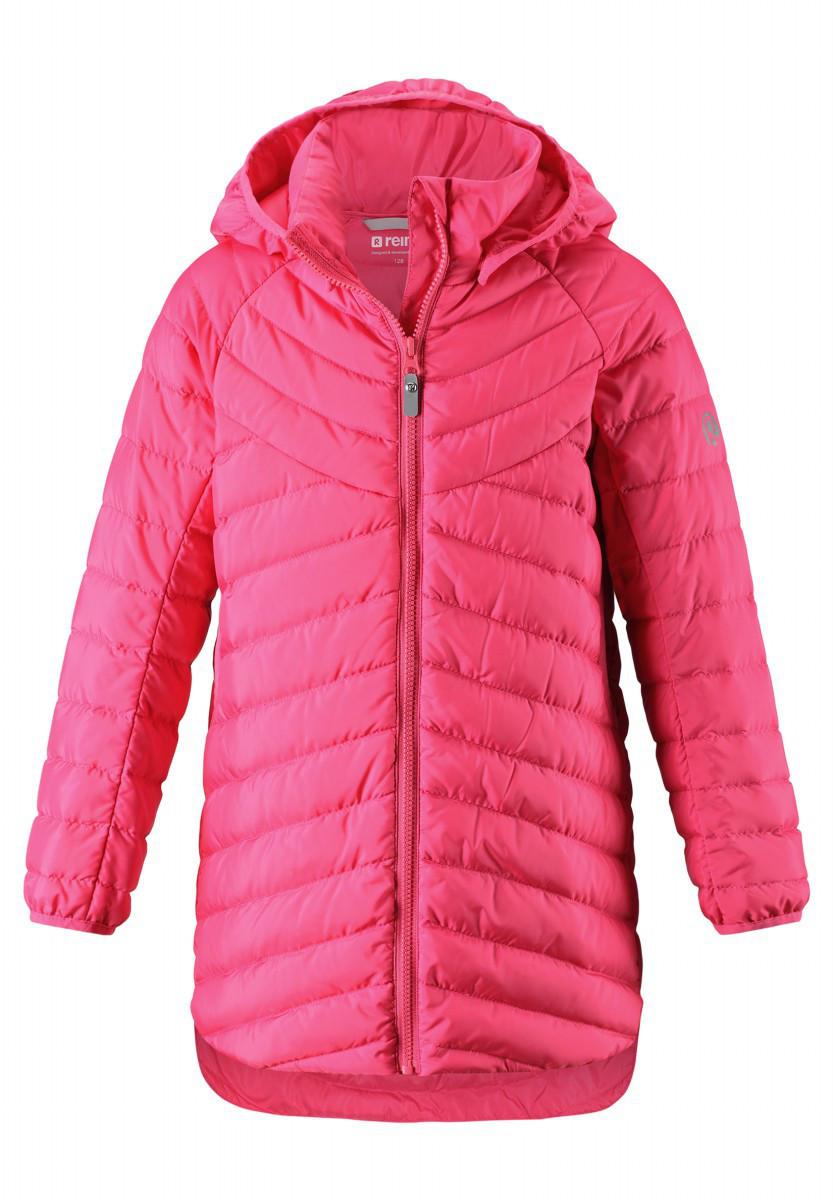 f6724a10ade Демисезонная куртка-пуховик для девочки Reima 531342-4590. Размеры 104-164.