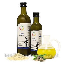 Кунжутное сыродавленное масло в бутылке 250 мл