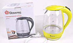 Электрический чайник(стекло) DT 810