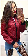 Куртка женская мод.0068 (синтепон 200), фото 1