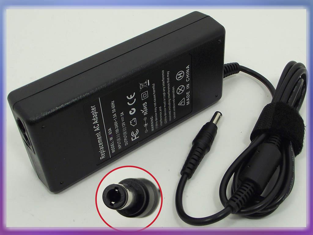 Блок питания 12V 5A 60W (5.5*2.5) OEM. Блок питания для мониторов и пр
