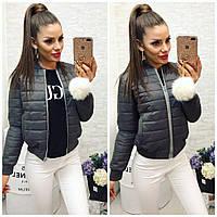 Куртка женская демисезонная мод.0075, фото 1