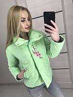 Куртка женская демисезонная мод.б143, фото 1