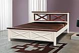 Кровать двуспальная Нормандия Микс Мебель, фото 2