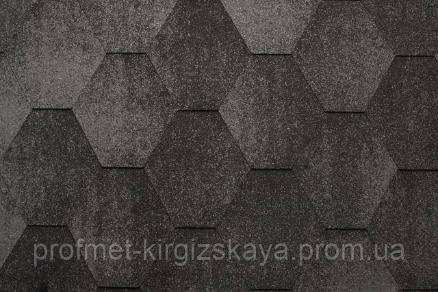Битумная черепица KATEPAL SUPER JAZZY Серый