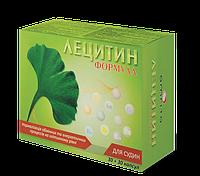Лецитин формула для сосудов 60кап. по 0,5г. улучшение мозгового кровообращения