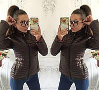 Женская стеганная куртка в 7 расцветках, фото 1