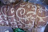 Одеяло из овечьей шерсти евро размера, фото 2