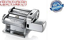 Тісторозкаточна машина локшинорізка електрична Marcato Atlas Motor 150 mm / 220 V (Італія)