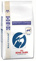 ROYAL CANIN SENSIVITY CONTROL FELINE 1,5 КГ.
